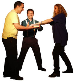 San Diego team building with improv games - available nationwide